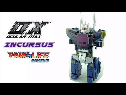 Transformers Review: Ocular Max PS-14 Incursus Preview // P4L Reviews