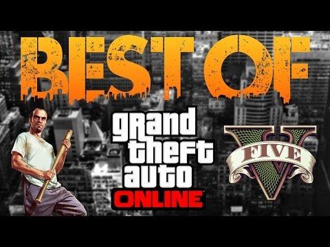 BEST OF Gronkh & Co. | GTA Online | [HD]