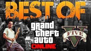 BEST OF Gronkh & Co.   GTA Online   [HD]