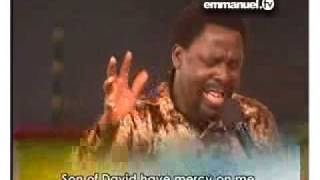 Powerful Prayer With T.B. Joshua!!