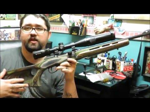 Savage A17 stock swap for a Boyd's Thumbhole Varmint