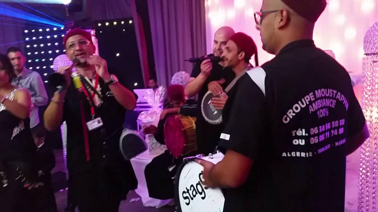 groupe zorna et tabal tunisien moustapha ambiance mariage tunisien algérien  le 17septembre 2016 soir , YouTube
