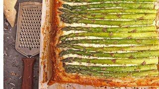 Easy Asparagus Tart