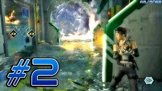 Hydrophobia Prophecy (PC) walkthrough part 2