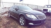 2007 Lexus LS 460 Start Up, Engine, and In Depth Tour  - YouTube