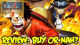 One Piece Pirate Warriors 3 (PS4) Review: Buy or Nah? Gameplay, Music, Features, etc