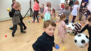 funky kids party