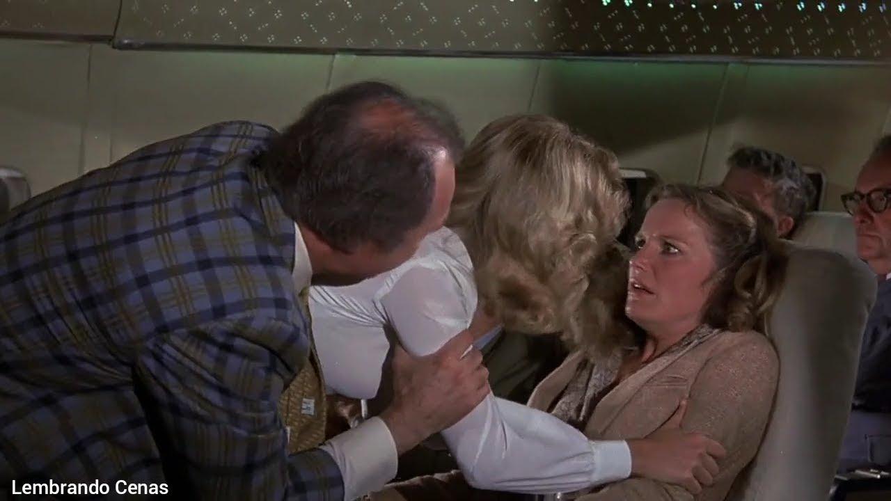 Apertem os Cintos... o Piloto Sumiu! (1980) Filme/Clip - Fique ...