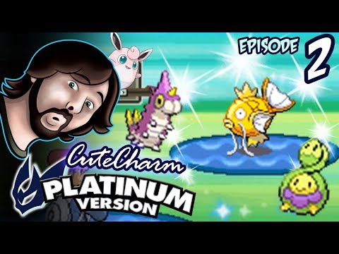 Ridiculous Shiny Luck? Gone Fishing! Ep.2 Platinum Cute Charm