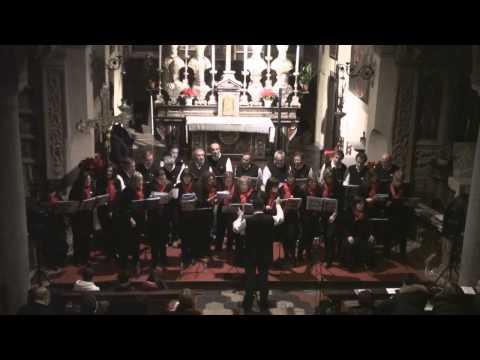 Coro Tre Ponti - Sleigh Bells - Dolce Energia verso il Natale - Paruzzaro 8 dicembre 2012