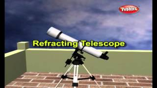 How Does A Telescope Work | How Stuff Works | How Devices Work In 3d | Science F