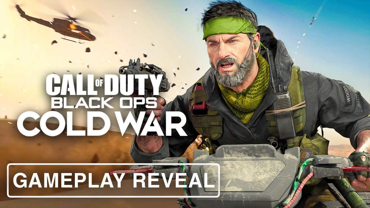 Official Black Ops Cold War Multiplayer Gameplay Reveal Call Of Duty Cold War Gameplay Youtube