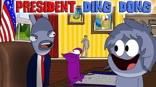 Oney Plays Animated President Dind Dong