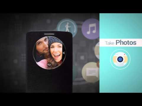 LG G3 : QuickCircle™ Case