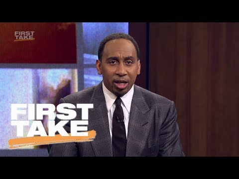 Stephen A. Smith responds to Le