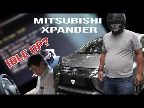 Idle up Mitsubishi Xpander bermasalah?