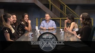 Women of S.H.I.E.L.D. Roundtable - Marvel's Agents of S.H.I.E.L.D. 100