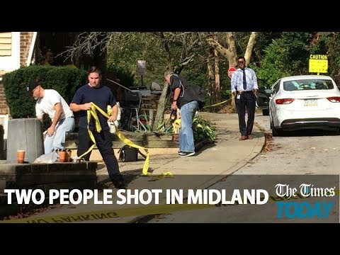 Times Today: Two people shot in Midland
