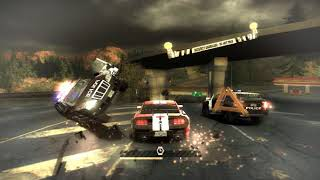 Need for Speed Most Wanted Прохождение 10: Погоня