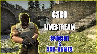 CSGO SUB GAMES