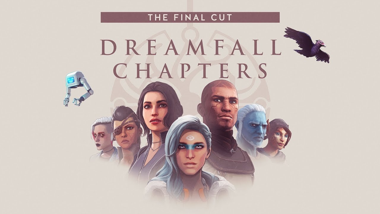 Dreamfall Chapters The Final Cut - YouTube