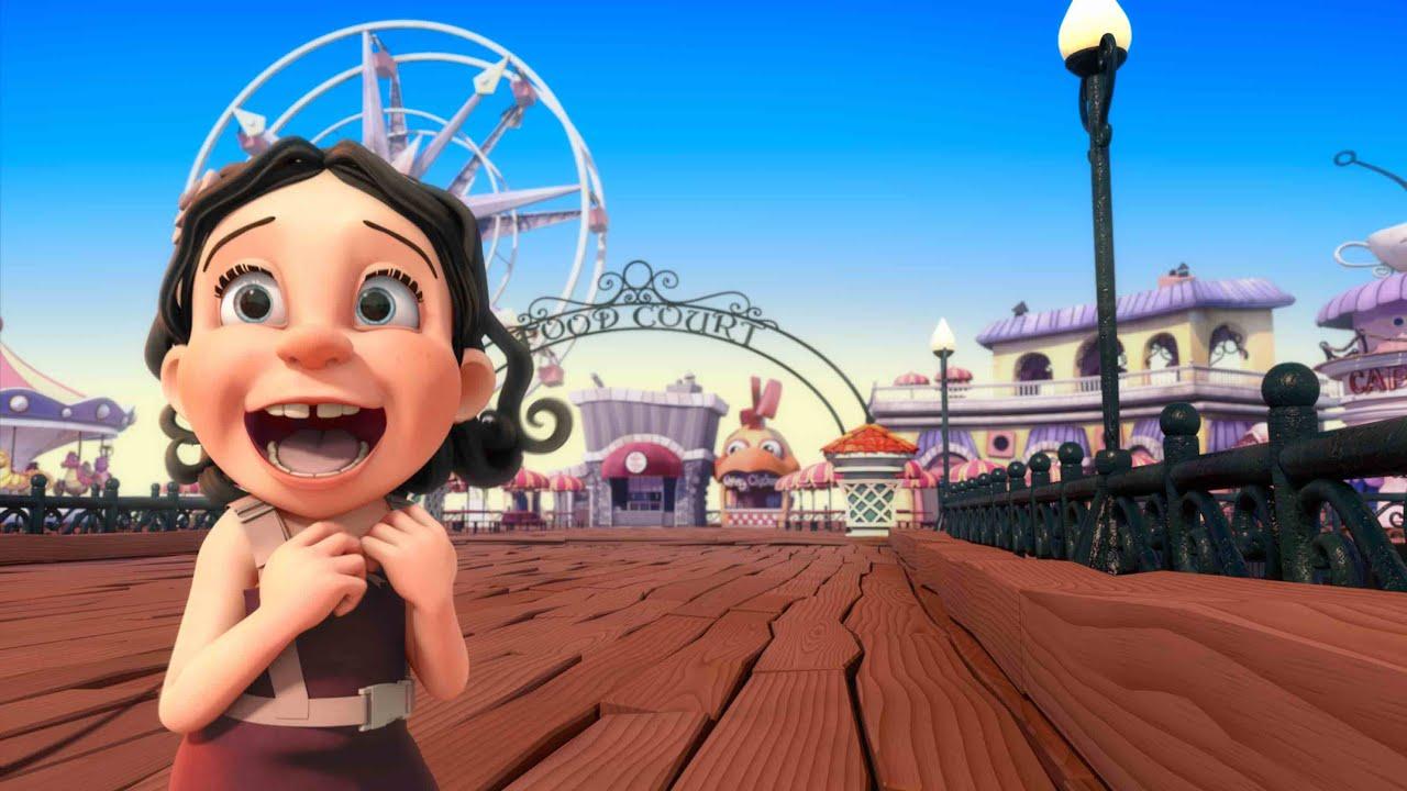 One Per Person  Award Winning CGI Animated Short Film FULL