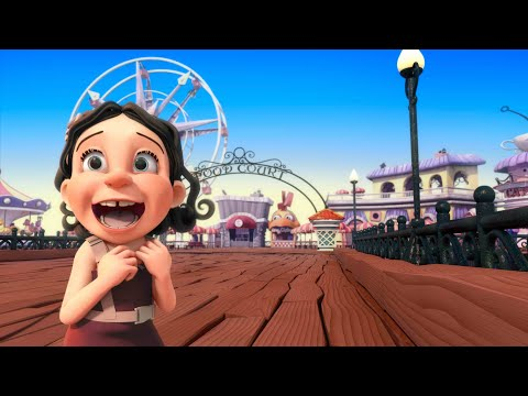 One Per Person - Award Winning CGI Animated Short Film (FULL)