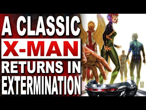 Extermination #5 | A Classic X-Man Returns & Young Cyclops' Fate Revealed!