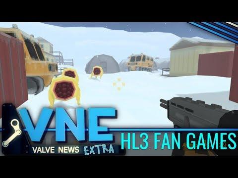 VNN Plays - Fan-Made Half-Life 3 Games