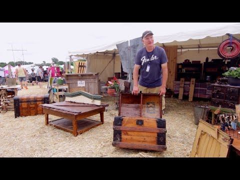 American Dealers Minisode featuring Treasures of the Past Antiques