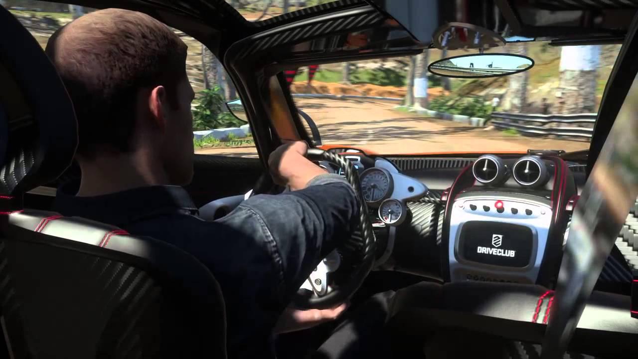 DRIVECLUB Replay: Pagani Huayra in India - YouTube