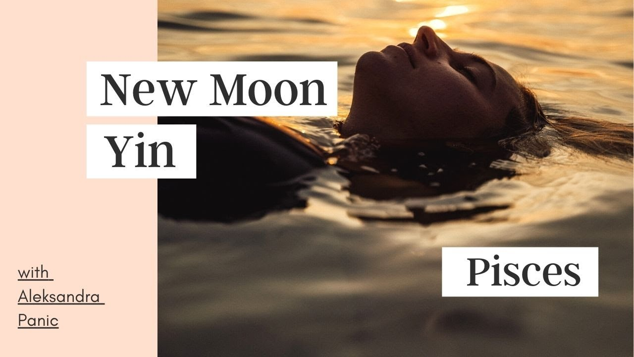 The Nebulous Pisces New Moon