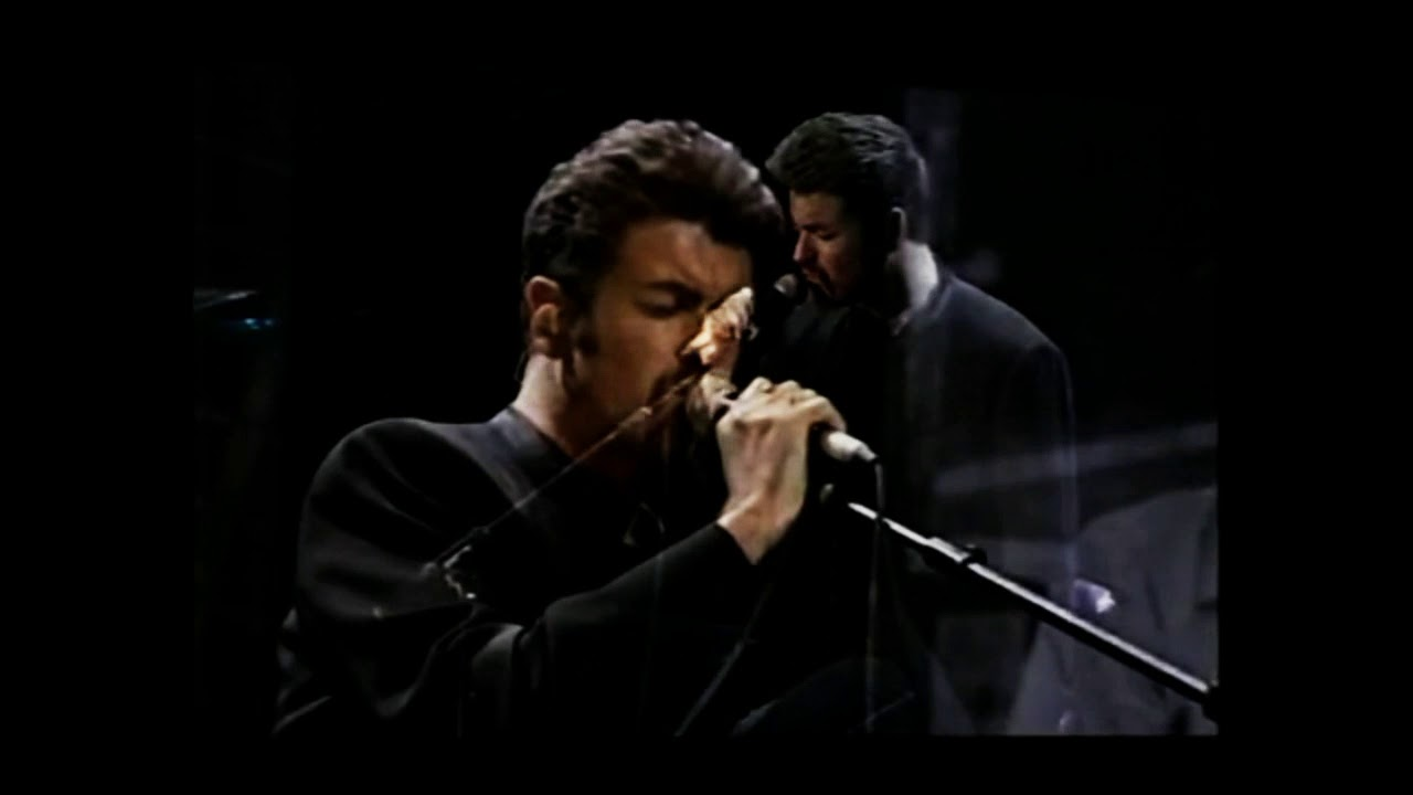 George Michael's version of 'Heal the Pain' with Paul