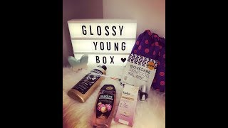 Glossy Box Young Beauty April 2018 Unboxing