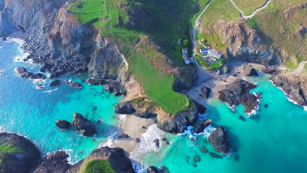 cornwall coasts drone footage phantom 3 pro youtube. Black Bedroom Furniture Sets. Home Design Ideas