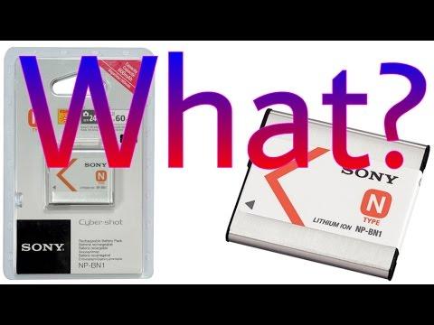 [हिंदी] Sony NP-BN1 Battery Review: For Sony DSC-WX60, WX150, W610, W690, W620, WX200, W630, WX50