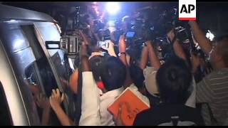 Thais convicted of illegal entry into Cambodia