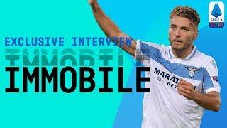 Scoring is my Life! | Lazio's Star Striker Ciro Immobile | Exclusive Interview | Serie A