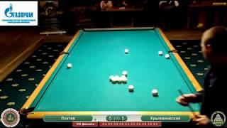 Контра #116. Фантастическая развязка четвертьфинала Локтев - Крыжановский
