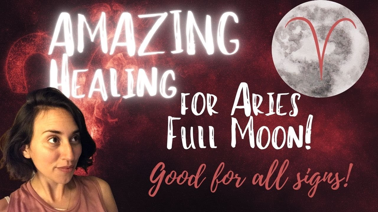 Aries Full Moon Meditation + Journaling Practice, Oct 1st 2020