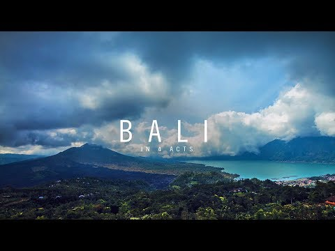 The Spirit of BALI | Travel video in Indonesia in 4 acts!