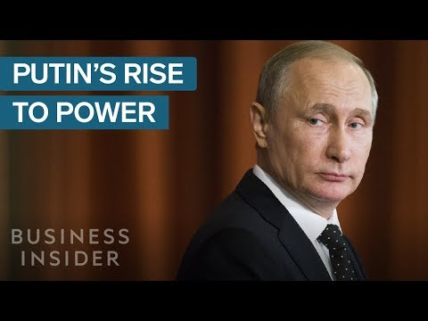 How A 1999 Russian Bombing Led To Putin's Rise To Power