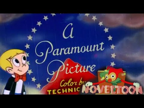 Noveltoon starring Richie Rich Intro (recreated titles fan)