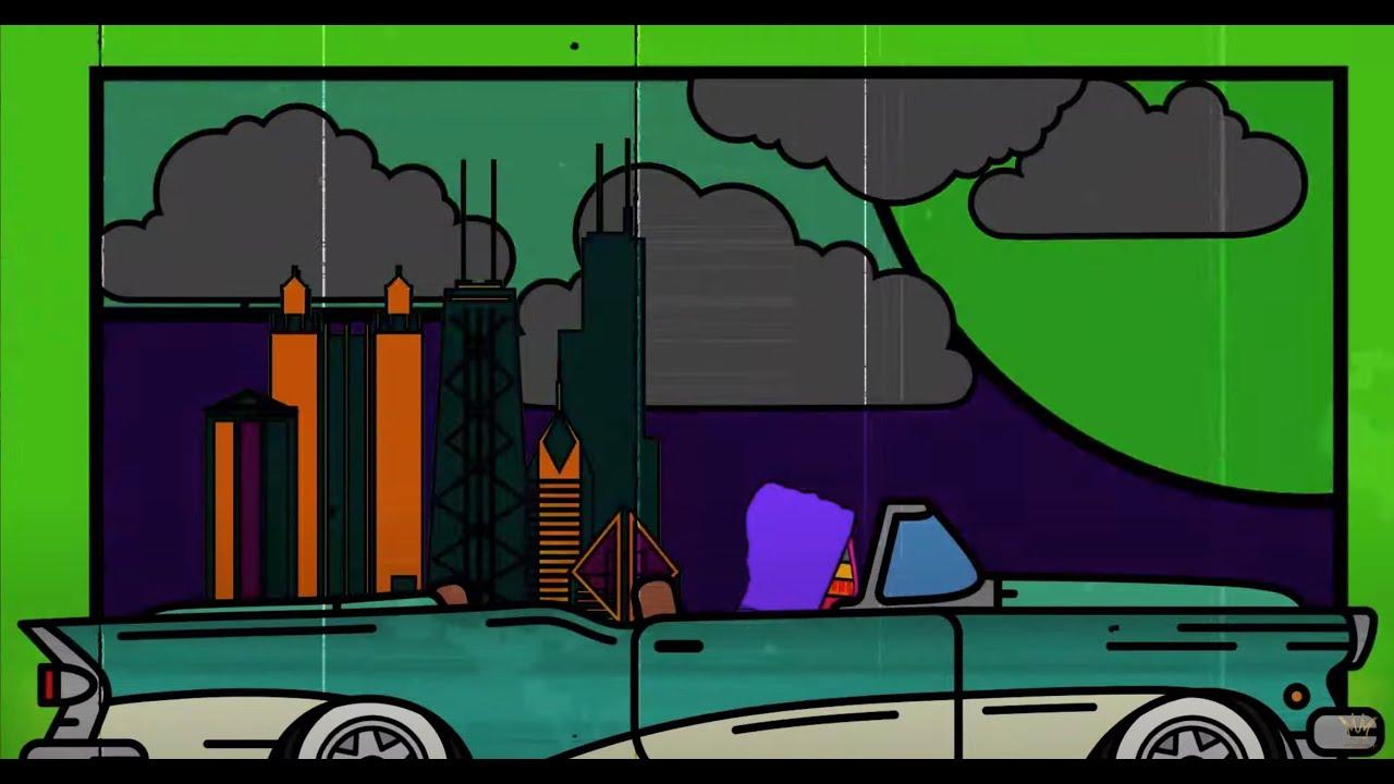 Iron Wigs - Purple Alien (Official Video) ft Sonny Jim, Verbal Kent, Vic Spencer