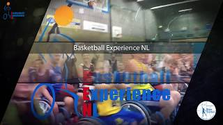 Rolstoel Basketball Clinic