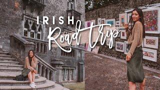 Irish Road Trip To Kilkenny! | Kilkenny Castle, Checking Into Lyrath Estate & Eating The Best Food!