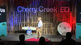 Building a Dream, Brick by Brick | Eiger Peterson | TEDxCherryCreekED