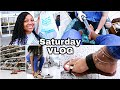 Destiny Daily: First Spa Pedicure, Shopping, Mini Beauty Supply Haul | VLOG
