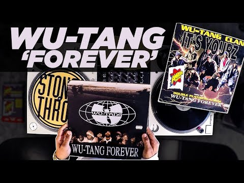 Discover Classic Samples On Wu-Tang 'Forever'