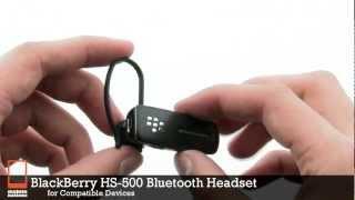 Video BlackBerry HS-500 Bluetooth Headset download MP3, 3GP, MP4, WEBM, AVI, FLV Juni 2018